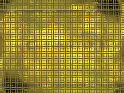 Abstrakter gelb-grüner Fliesen-Hintergrund | Stock Vektorgrafik |ID 3064931
