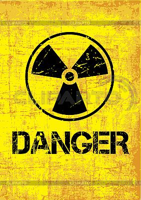 Znak zagrożenia | Klipart wektorowy |ID 3014786