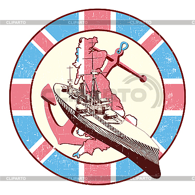 Dreadnought | Stock Vector Graphics |ID 3014792