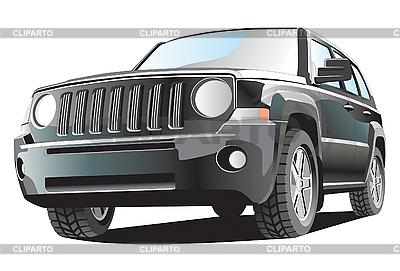 Jeep | Stock Vector Graphics |ID 3014838