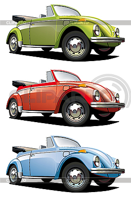 Old roadster | Stock Vector Graphics |ID 3015087