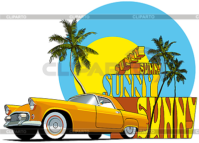 Sunny | Stock Vector Graphics |ID 3015109