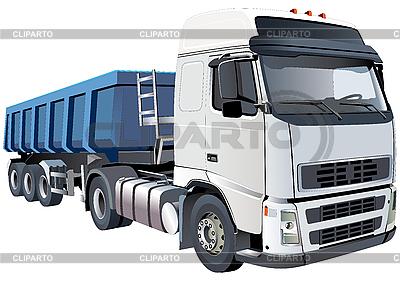 Big dumper | Stock Vector Graphics |ID 3015133