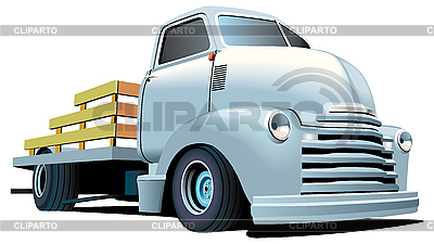 Hot Rod Truck | Stock Vector Graphics |ID 3015161