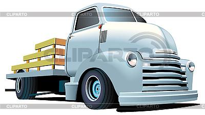 Hot Truck Vara | Ilustración vectorial de stock |ID 3015161
