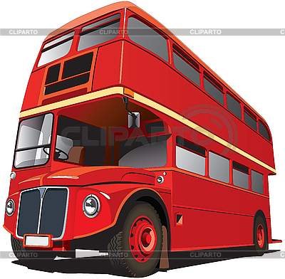London Bus | Stock Vector Graphics |ID 3015171