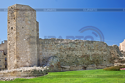 Römische Ruinen in Tarragona | Foto mit hoher Auflösung |ID 3013309
