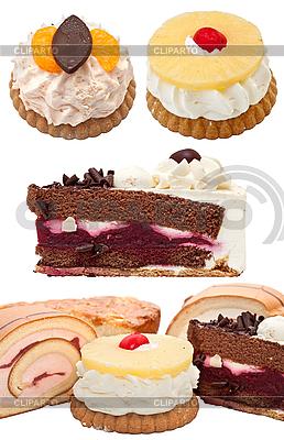 Verschiedene Kuchen | Foto mit hoher Auflösung |ID 3013749