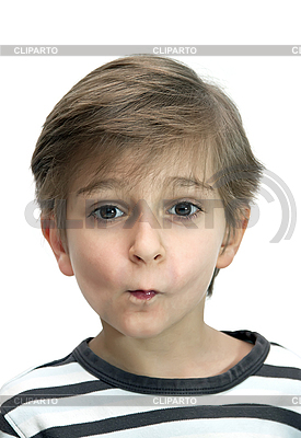 Portrait of boy | High resolution stock photo |ID 3013822