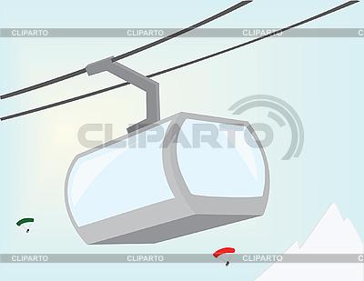 Bergbahn | Stock Vektorgrafik |ID 3014129