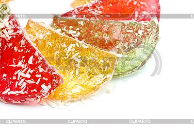 Multicolored marmalade | High resolution stock photo |ID 3014545