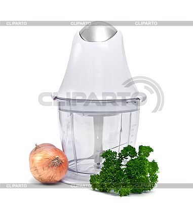 Blender isolated on white. | High resolution stock photo |ID 3019238