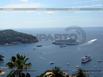 Monaco Bay | High resolution stock photo |ID 3019338