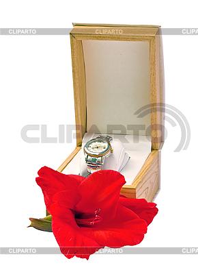 Gift set - Women `s i mieczyk zegarki | Foto stockowe wysokiej rozdzielczości |ID 3019342