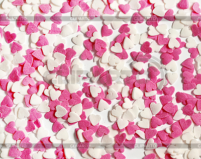Colorful sweet candy hearts background | High resolution stock photo |ID 3024102