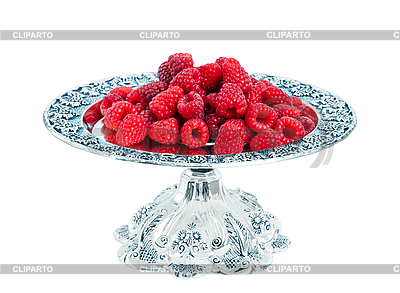 Raspberry isolated on white   High resolution stock photo  ID 3024378