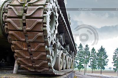 Französischer Panzer auf Maginot-Linie | Foto mit hoher Auflösung |ID 3024412