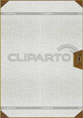 Ledertextur mit goldener Prägung | Foto mit hoher Auflösung |ID 3038238