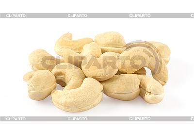 Pile z orzechami nerkowca | Foto stockowe wysokiej rozdzielczości |ID 3015243