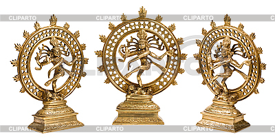 Hindu-Gott Shiva Nataraja | Foto mit hoher Auflösung |ID 3015325