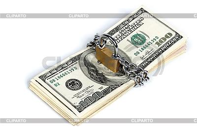 Концепция безопасности и деньги | Фото большого размера |ID 3015585