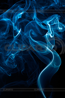 Blue smoke | High resolution stock photo |ID 3015586