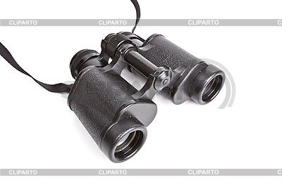 Czarno na białym lornetki | Foto stockowe wysokiej rozdzielczości |ID 3015619