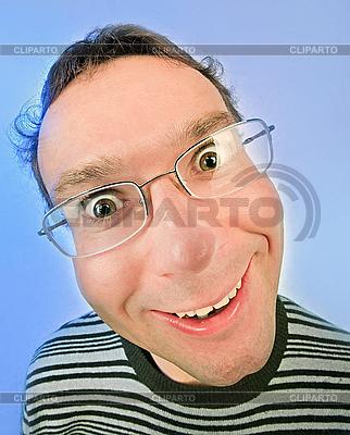 Смешной удивленный мужчина | Фото большого размера |ID 3016690