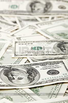 Wiele USA 100 dolarów, firma | Foto stockowe wysokiej rozdzielczości |ID 3017172
