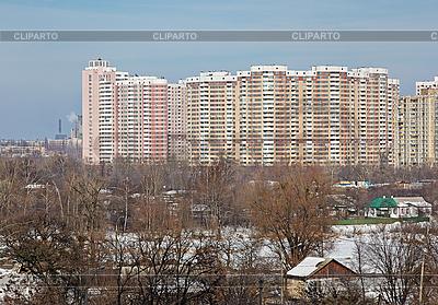 新高大的现代建筑 | 高分辨率照片 |ID 3017201