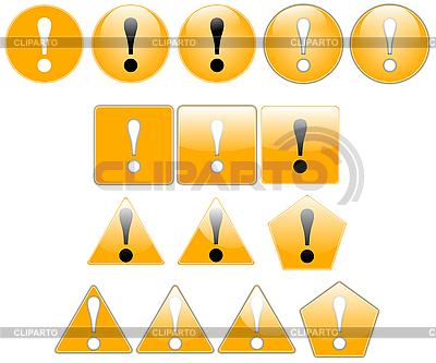 Ausrufezeichen | Illustration mit hoher Auflösung |ID 3017282