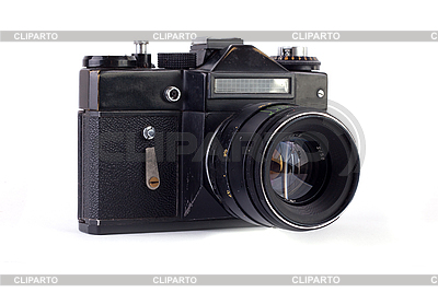 Old photo camera  | High resolution stock photo |ID 3017303