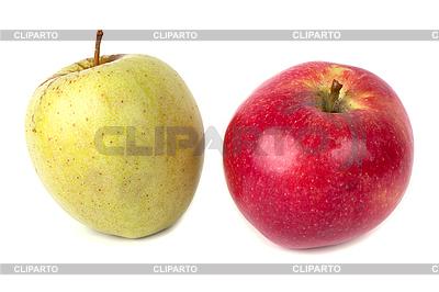 Czerwone i zielone jabłka | Foto stockowe wysokiej rozdzielczości |ID 3017501
