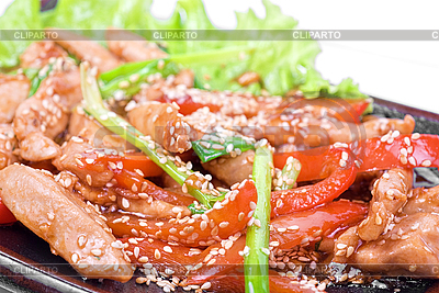 Chinese salad | High resolution stock photo |ID 3019437