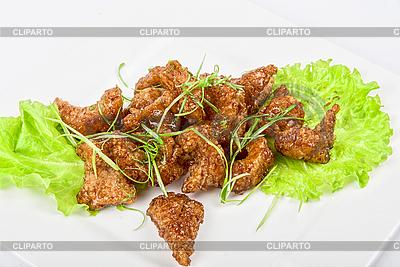 Pieczone ryby karmel | Foto stockowe wysokiej rozdzielczości |ID 3019546