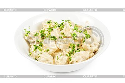 Meat dumplings   High resolution stock photo  ID 3019660
