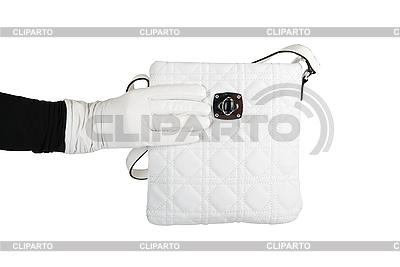 White bag | High resolution stock photo |ID 3019692