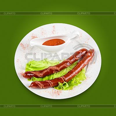Grillwurst | Foto mit hoher Auflösung |ID 3020145
