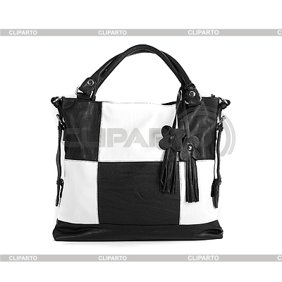 Black and white bag | High resolution stock photo |ID 3020268