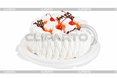 Kuchen mit Beeren | Foto mit hoher Auflösung |ID 3020664