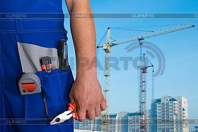 Handwerker | Foto mit hoher Auflösung |ID 3020710