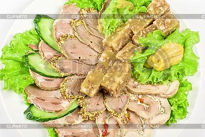 Kawałki mięsa | Foto stockowe wysokiej rozdzielczości |ID 3020745