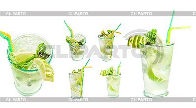Frischer Mojito-Cocktail | Foto mit hoher Auflösung |ID 3020877