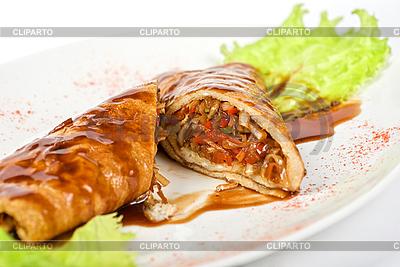 Warzywa pieczone na omlet | Foto stockowe wysokiej rozdzielczości |ID 3021028