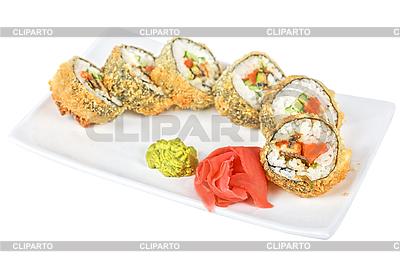 Maki-Sushi | Foto mit hoher Auflösung |ID 3021336