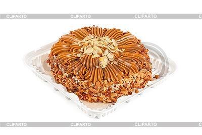 Leckerer Nüssenkuchen | Foto mit hoher Auflösung |ID 3027145