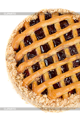 Вишневый пирог | Фото большого размера |ID 3027216