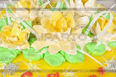 Tort weselny | Foto stockowe wysokiej rozdzielczości |ID 3027219