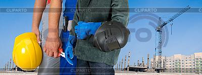 Рабочие | Фото большого размера |ID 3027241