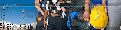 Arbeiter | Foto mit hoher Auflösung |ID 3027574